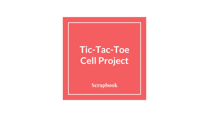 Tic-Tac-Toe Cell Project