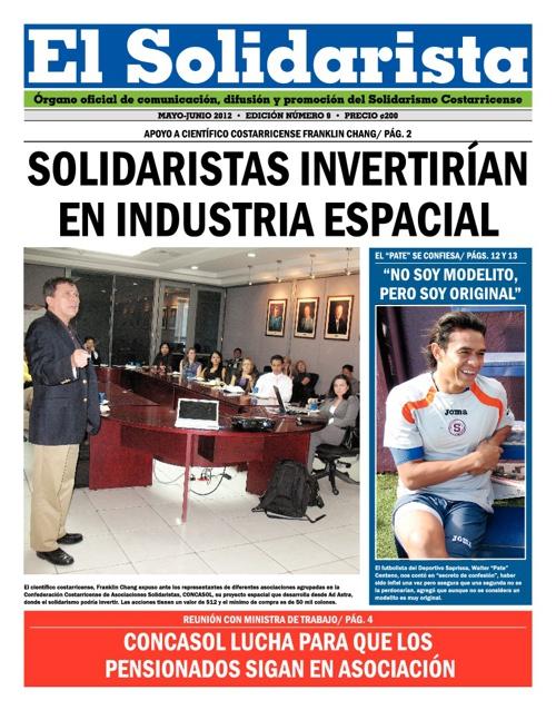 Periódico Solidarista CONCASOL