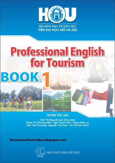 Tiếng Anh chuyên Ngành Du lịch - thuviensachvatailieu.blogspot