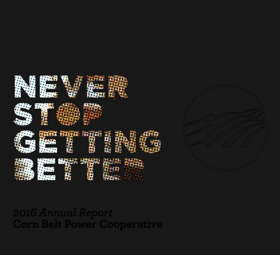 Corn Belt Power Cooperative 2016 Annual Report