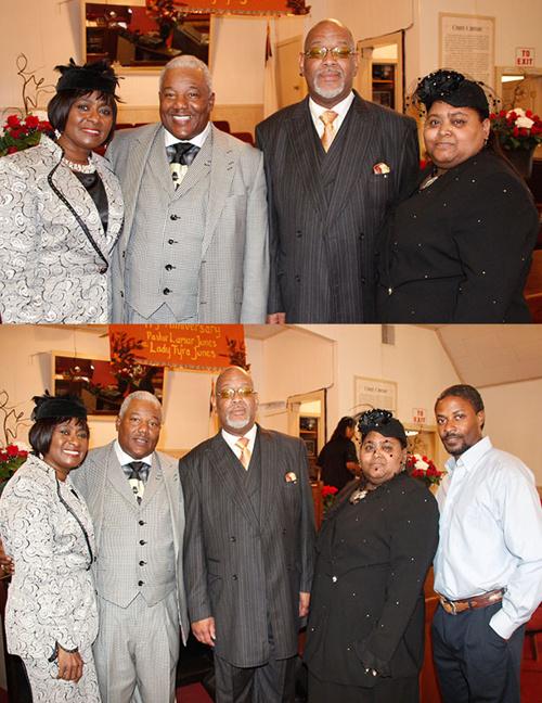Rev. Lamar Jones