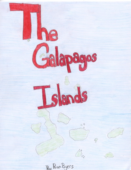 Rian's Galapagos Islands
