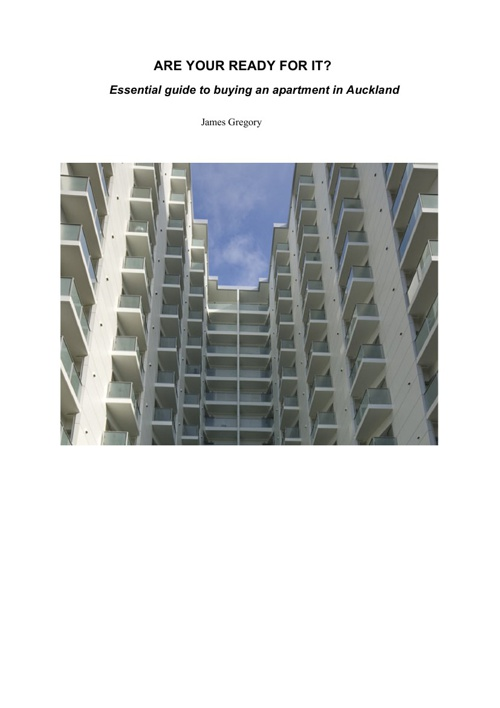 Copy of Copy of Copy of Essential guide to buying an apartment.