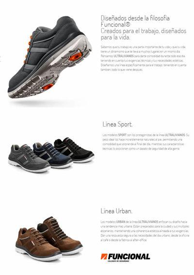 Zapatillas de Seguridad Ultralivianos