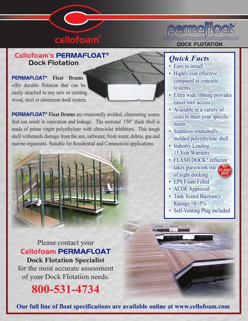Permafloat-Brochure