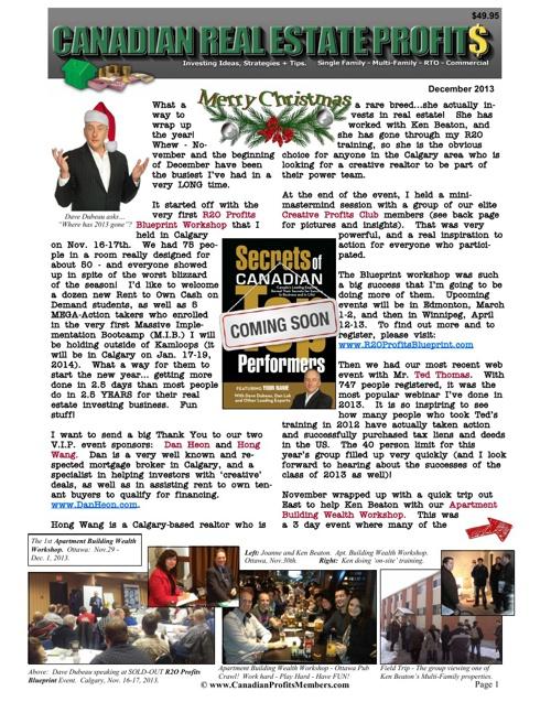 CREP NL Dec 2013