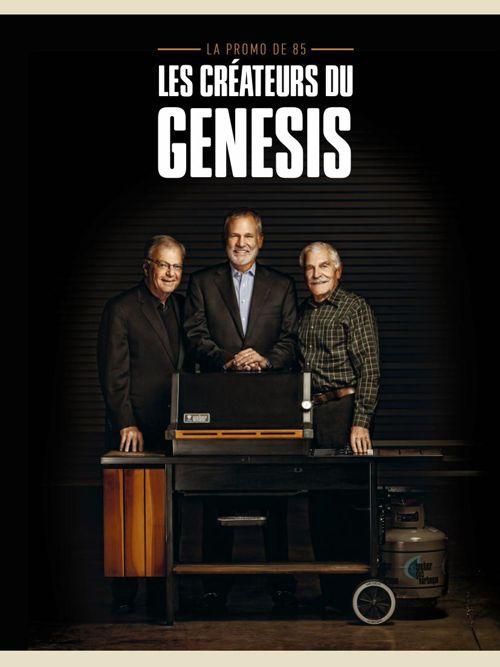 30 ans Genesis