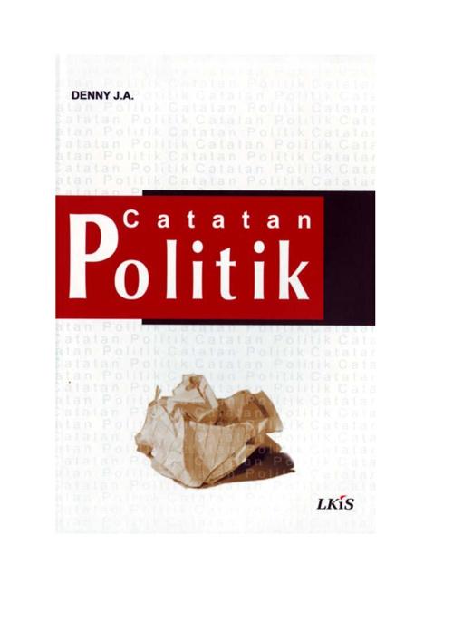 Catatan Politik
