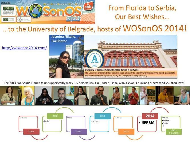 WOSonOS 2014 _  A Belgrade Serbia Preview
