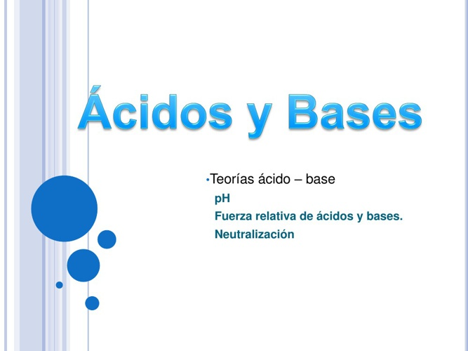 ACIDO BASE PPT
