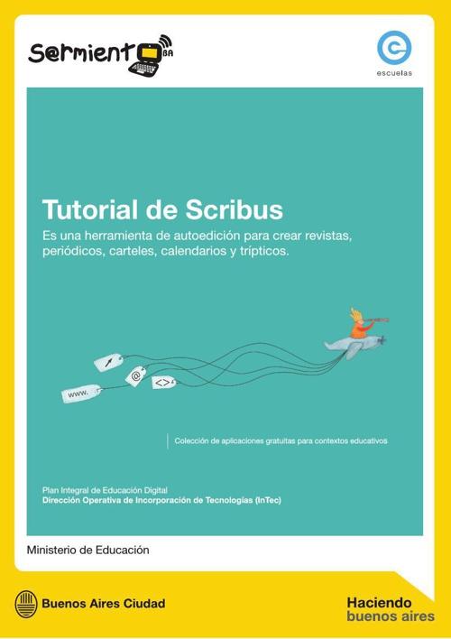 Tutorial Scribus
