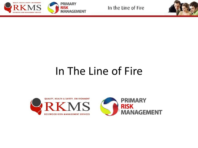 RKMS & Primary Risk Management eLearning