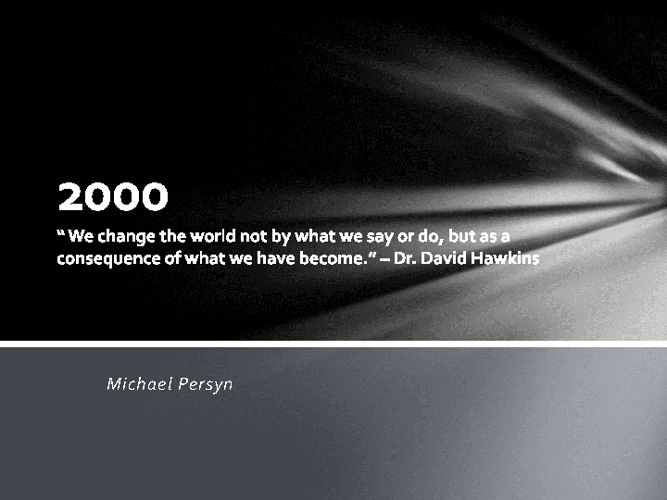 2000 Michael Persyn