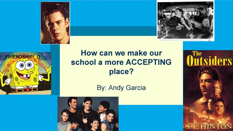 How can we make our School a more accepting place- EQ bOOK