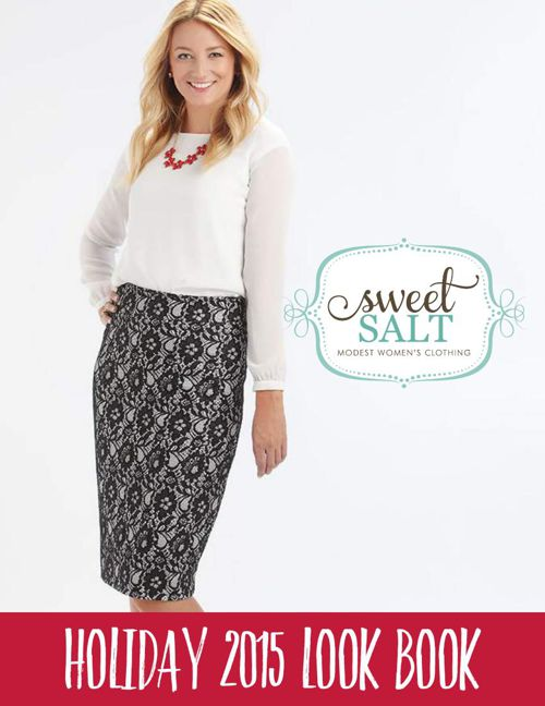 Sweet Salt Holiday Look Book