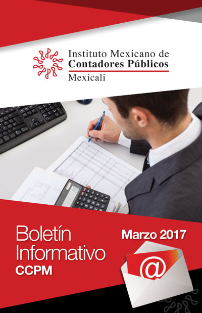 Boletín Informativo  - Marzo 2017