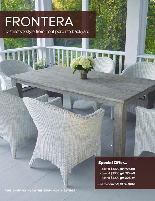 2014 Frontera Catalog