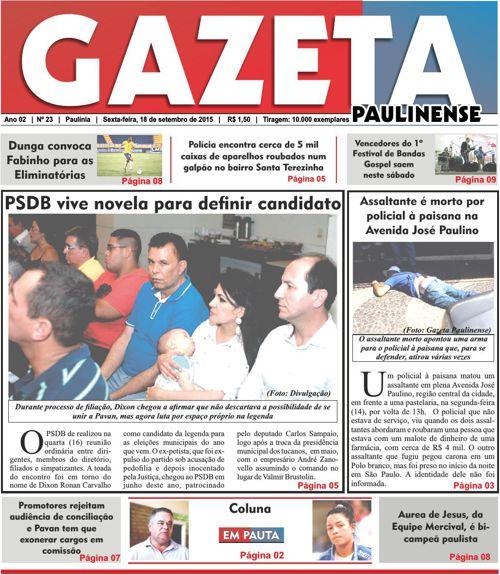 Gazeta Paulinense