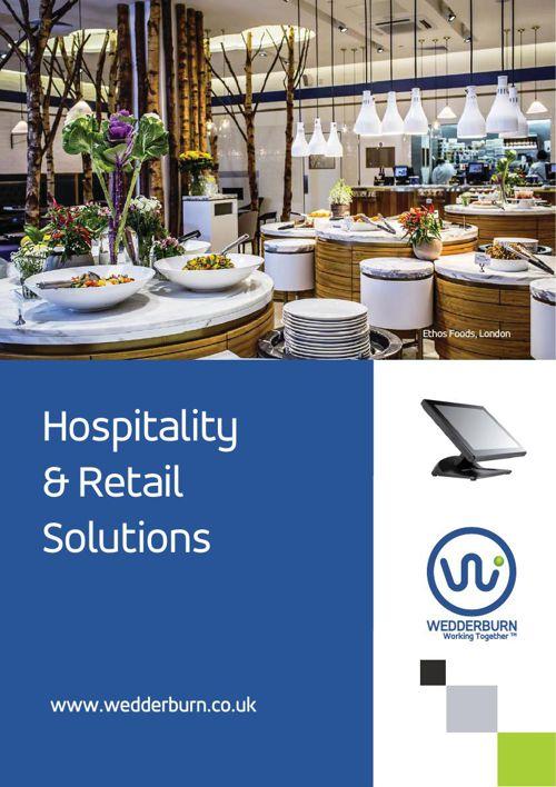 WEDDERBURN ORBIS BROCHURE - Hospitality 300715