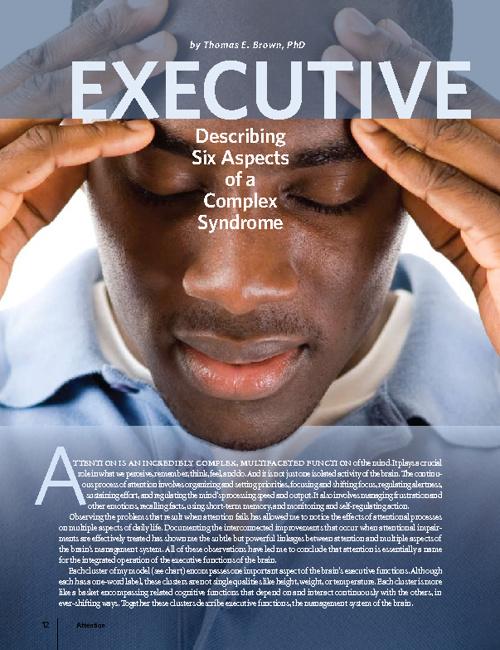 Executive Funtioning Skills