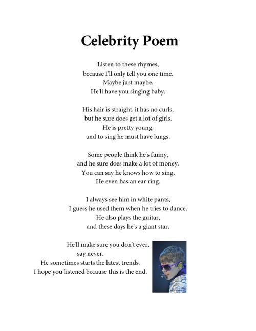 Trace La Du's Original Poetry
