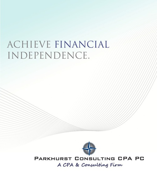 Parkhurst Consulting Firm Brochure