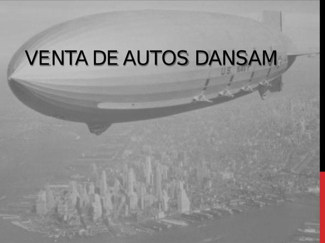 VENTA DE AUTOS DANSAM (SAMANIEGO INCHI)1