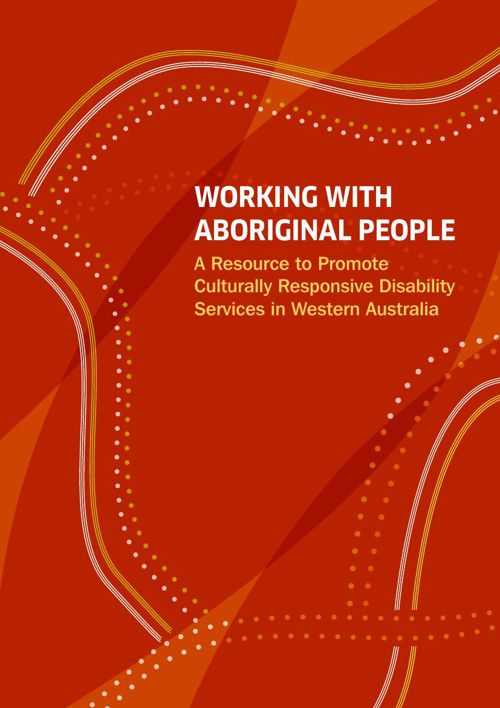 Copy of Working With Aboriginal People
