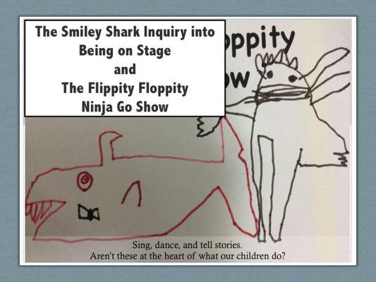 Flippity Floppity Ninja Go Show