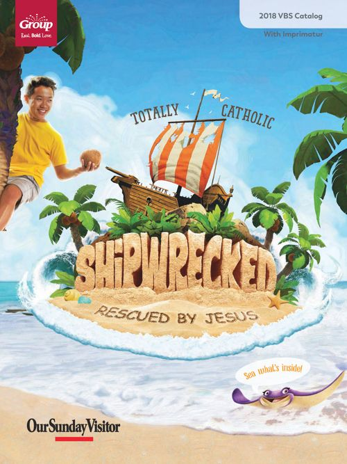 Shipwrecked Totally Catholic VBS from OSV