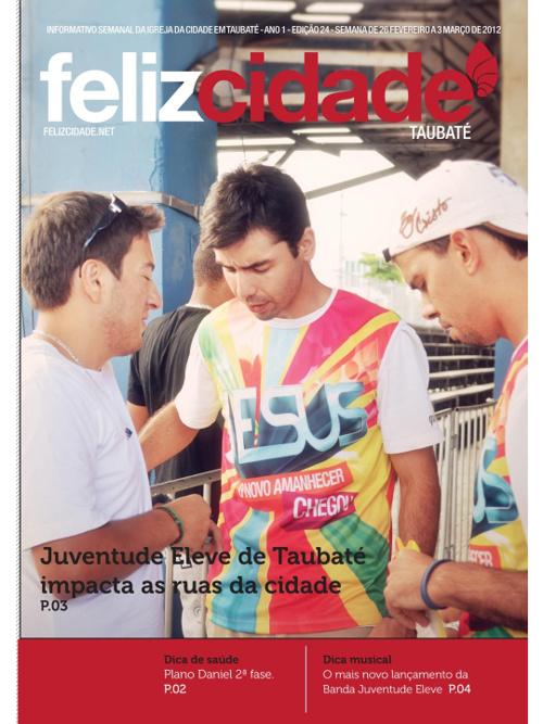 Informativo Semanal - edição 24