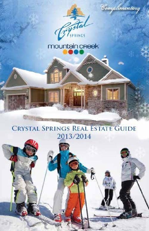 Crystal Springs Winter 2013 Real Estate Book