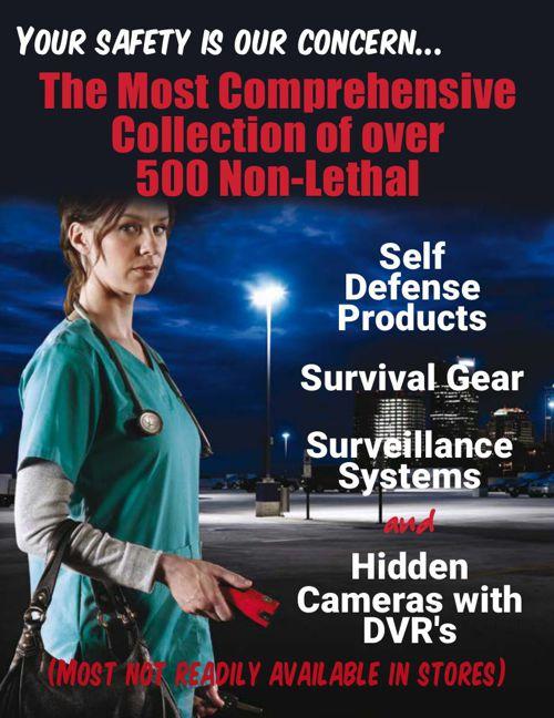 Catalog 2015 Self Defense & Home Safety_web