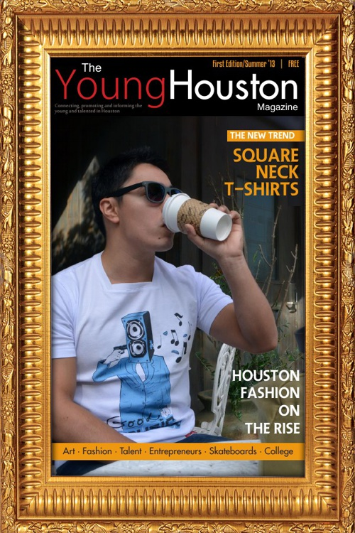 The Young Houston Magazine - Spring Edition