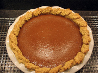 The pumpkin pie holiday by:Katherine Beatham