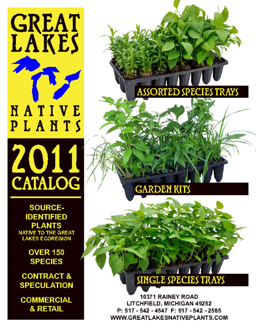 2011 Great Lakes Native Plants Catalog