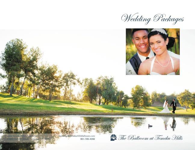 Temeku Hills Ballroom Wedding Packages