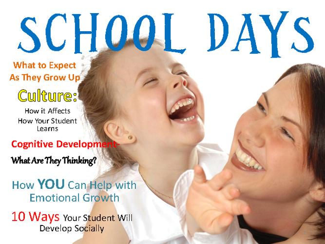 School Days - Developmentally Responsive Instruction Project