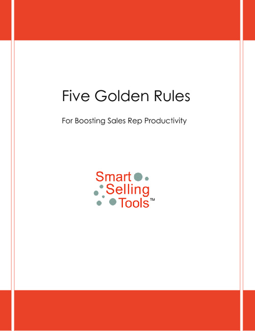 5 Golden Rules for Boosting Sales Productivity