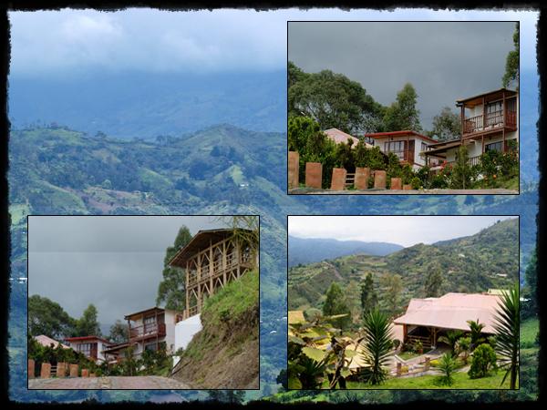 HOTEL CAMPESTRE MIRADOR DE SAN NICOLAS