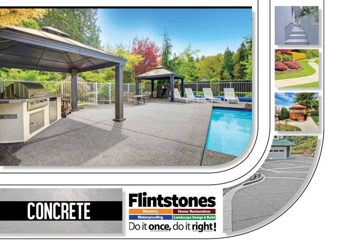 Concrete by Flintstones Masonry