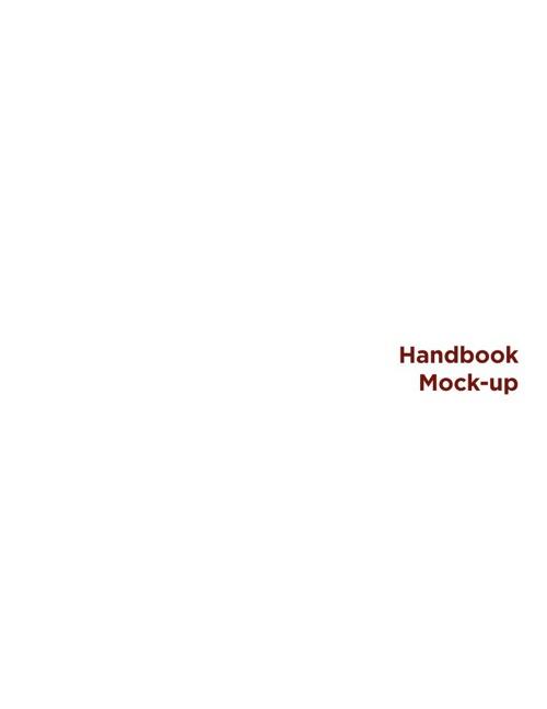 Community Handbook_draft mockup_single pgs