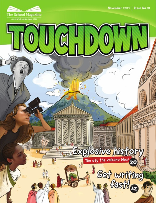 Touchdown issue 10 2013