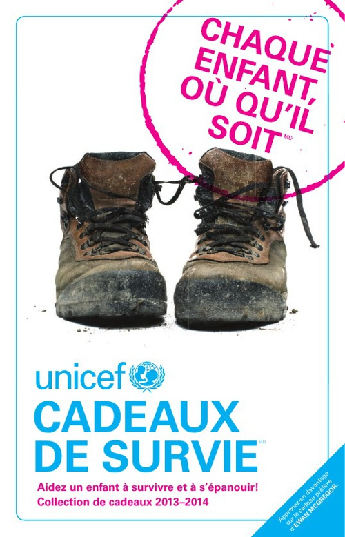 CADEAUX DE SURVIE 2013- 2014