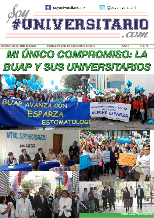 #SoyUniversitario No. 76