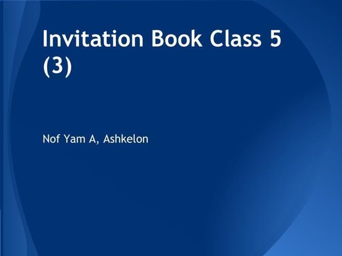 Invitation Book Class 5 (3)