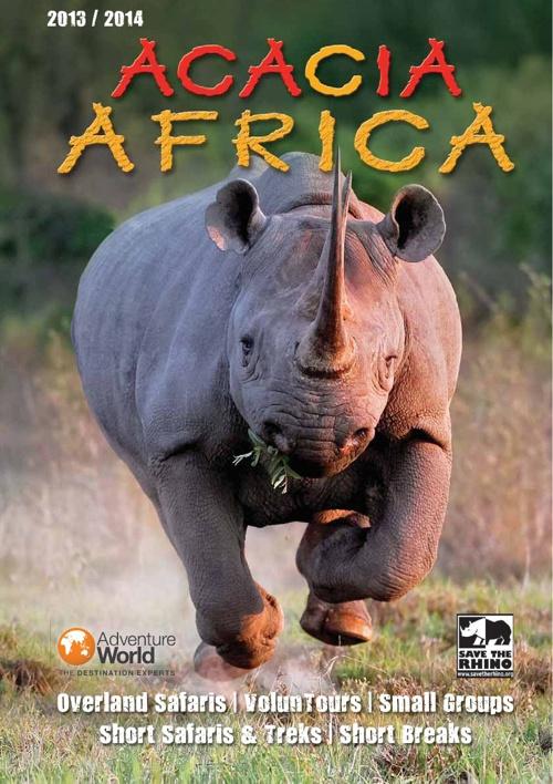 Acacia Africa 2013 Brochure