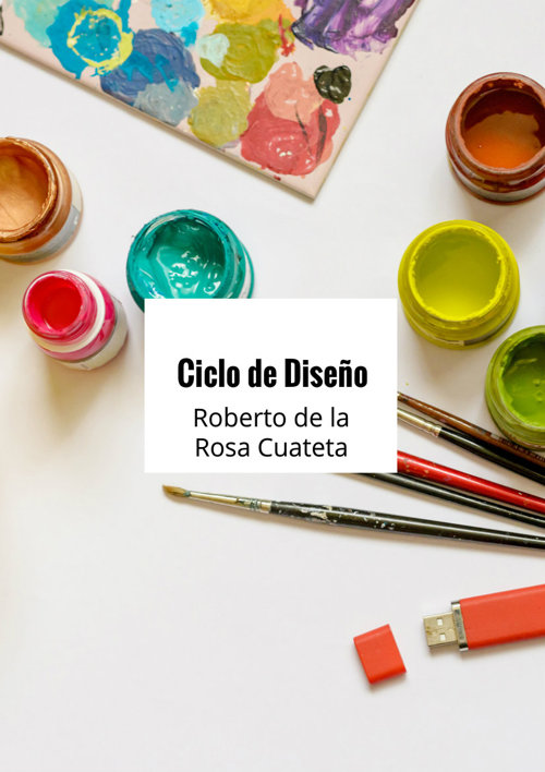 Ciclo de diseño Roberto