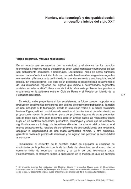 VOL05/N14 - Documentos
