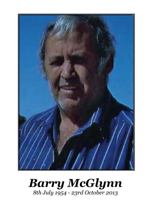 Barry McGlynn